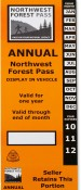 Annual NW Forest Pass - licensing